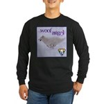 WOOF Angel Long Sleeve T-Shirt