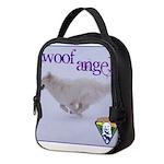 WOOF Angel Neoprene Lunch Bag