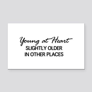 Young at Heart, Slightly Older in Other Places Rec