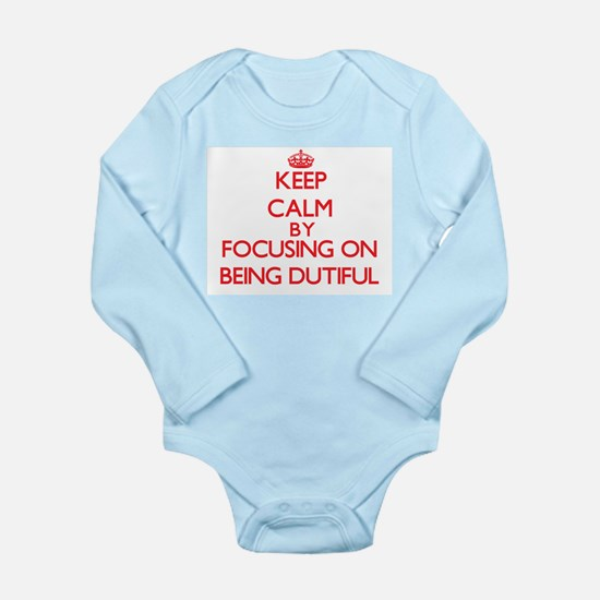 Being Dutiful Body Suit