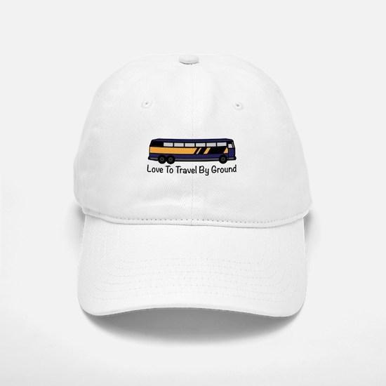 Travel by Ground Baseball Baseball Baseball Cap