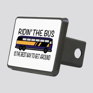 Ridin the Bus Hitch Cover