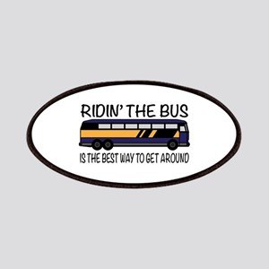 Ridin the Bus Patches