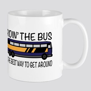 Ridin the Bus Mugs