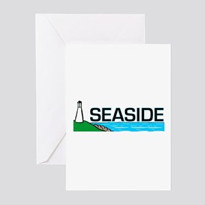 Seaside, Oregon Greeting Cards (Pk of 10)