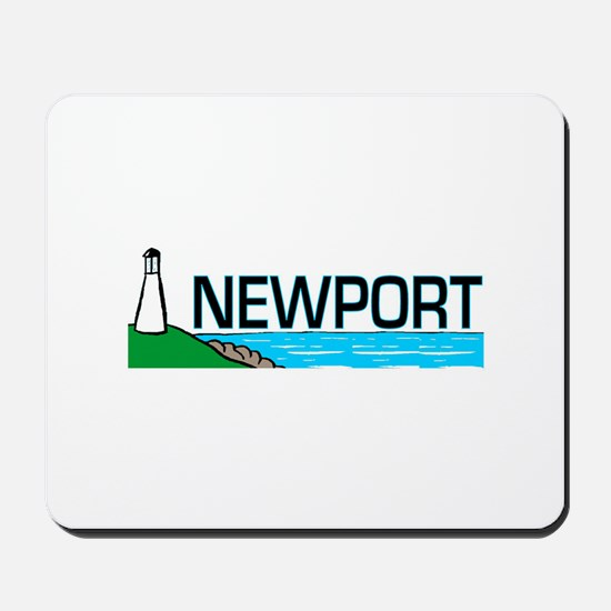 Newport Mousepad