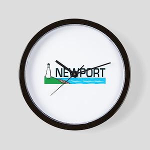Newport Wall Clock