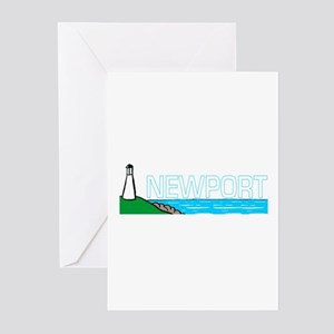 Newport Greeting Cards (Pk of 10)