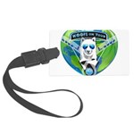 WOOF On Tour 2014 Luggage Tag
