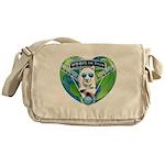 WOOF On Tour 2014 Messenger Bag