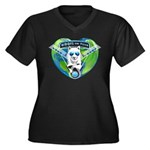 WOOF On Tour 2014 Plus Size T-Shirt