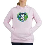 WOOF On Tour 2014 Women's Hooded Sweatshirt