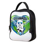 WOOF On Tour 2014 Neoprene Lunch Bag