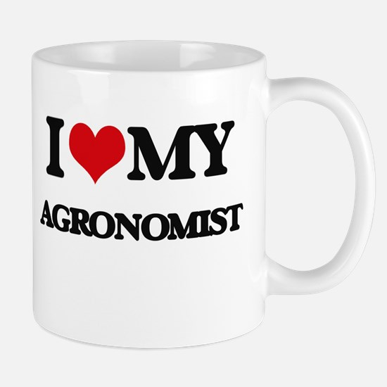I love my Agronomist Mugs