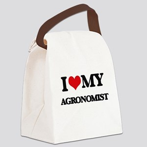 I love my Agronomist Canvas Lunch Bag
