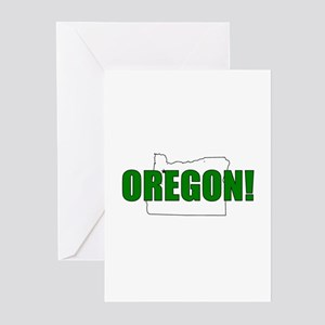 Oregon! Greeting Cards (Pk of 10)