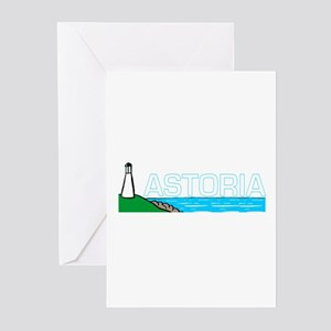 Astoria, Oregon Greeting Cards (Pk of 10)