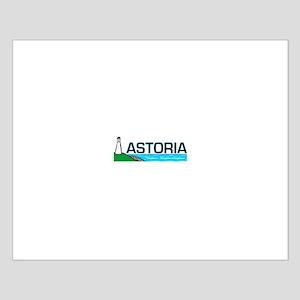 Astoria, Oregon Small Poster