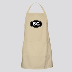 South Carolina SC Euro Oval Apron