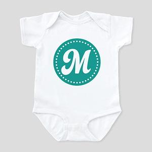 Letter M Infant Bodysuit