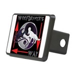 WooFDriver's Way Hitch Cover