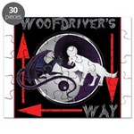 WooFDriver's Way Puzzle