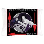 WooFDriver's Way Pillow Case