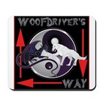 WooFDriver's Way Mousepad