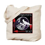 WooFDriver's Way Tote Bag