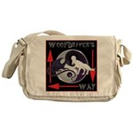 WooFDriver's Way Messenger Bag