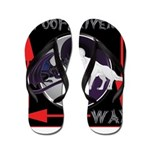 WooFDriver's Way Flip Flops