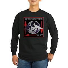 WooFDriver's Way Long Sleeve T-Shirt