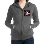 WooFDriver's Way Women's Zip Hoodie