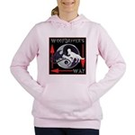 WooFDriver's Way Women's Hooded Sweatshirt