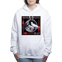 WooFDriver's Way Women's Hooded Sweatshirt