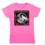 WooFDriver's Way Girl's Tee