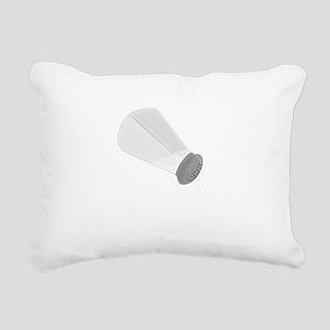Salt Shaker Rectangular Canvas Pillow