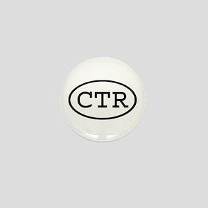 CTR Oval Mini Button