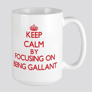 Being Gallant Mugs