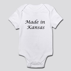 Kansas Infant Bodysuit