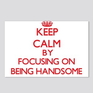 Being Handsome Postcards (Package of 8)