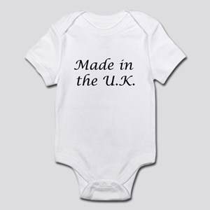 UK Infant Bodysuit