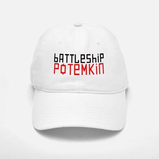 battleship potemkin Baseball Baseball Cap