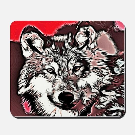 Wolf 2014-0976 Mousepad