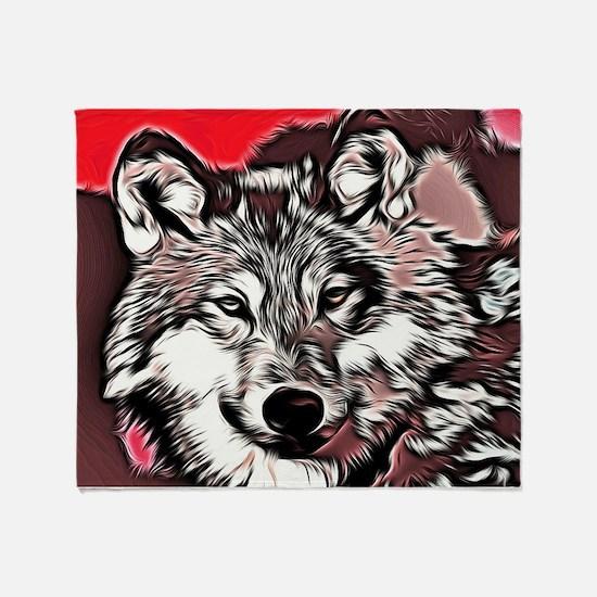 Wolf 2014-0976 Throw Blanket