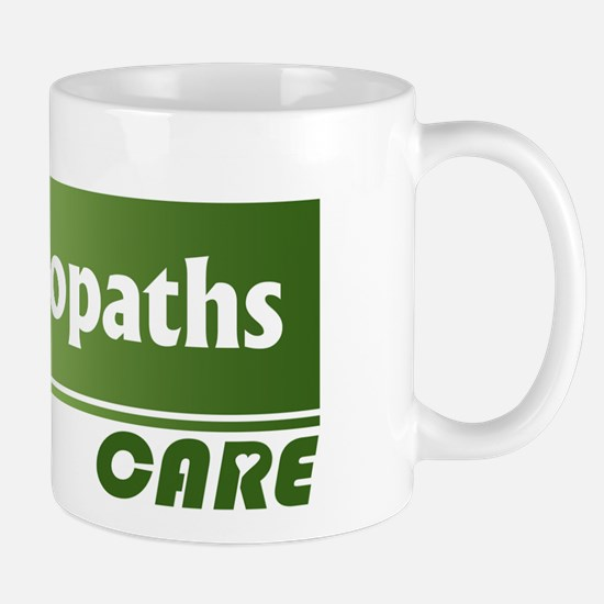 Osteopaths Care Mug