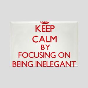 Being Inelegant Magnets