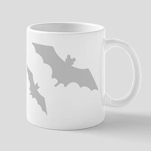 Grey Bats Mugs