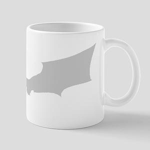 Grey Bat Mugs
