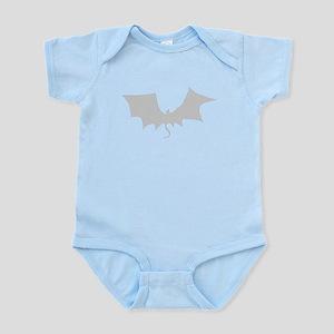 Grey Bat Body Suit